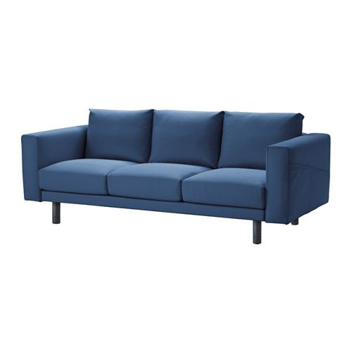 Ikea Norsborg Sofa Edum Dark Blue Gray Big Or Small Colorful Or Neutral The