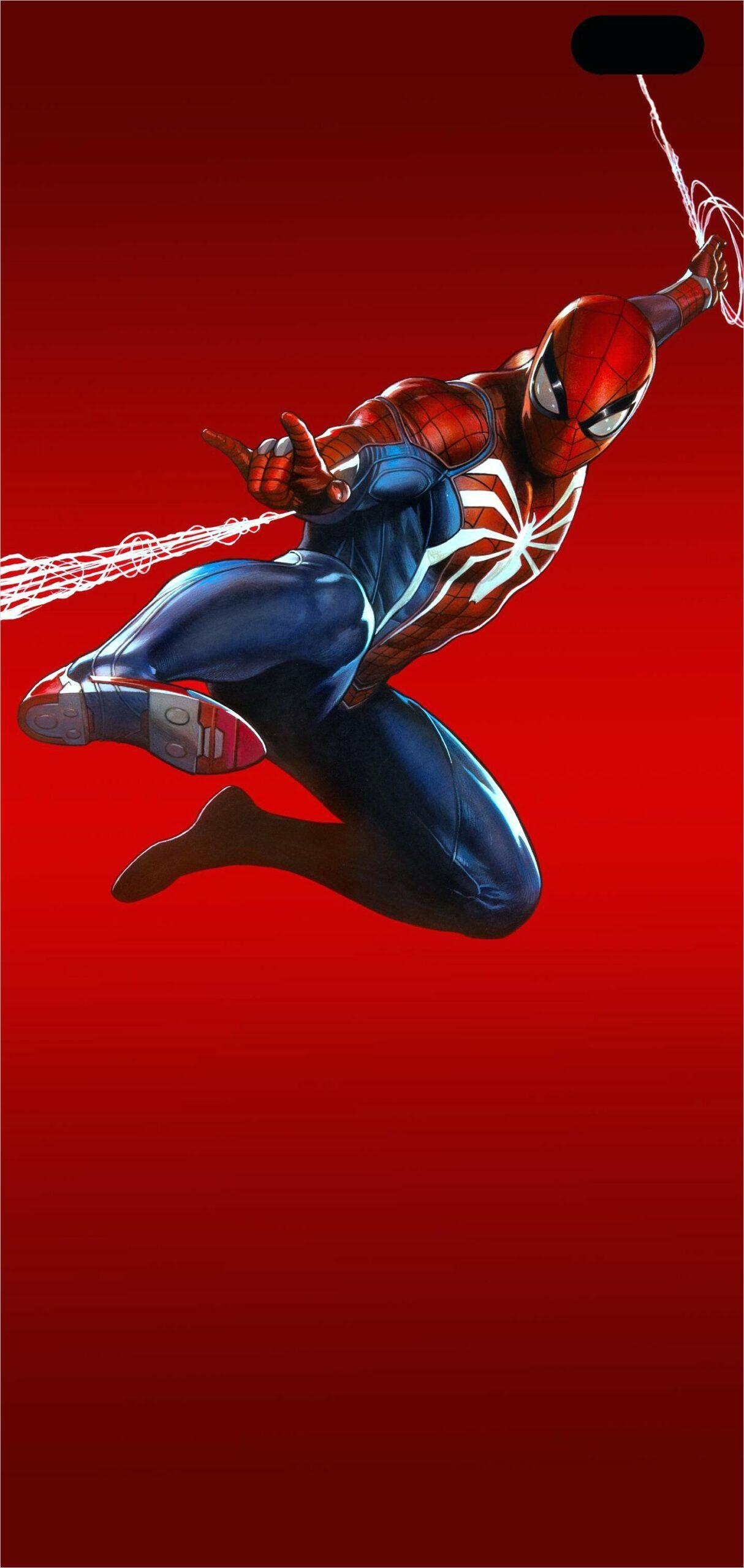 4k Galaxy S10 Plus Spiderman Wallpaper In 2020 Marvel Canvas Art Marvel Canvas Superhero Wallpaper