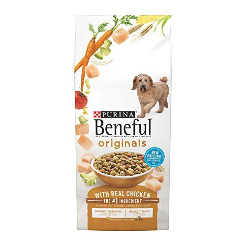 Purina Beneful Originals With Real Chicken Dry Dog Food 155 Lb Bag