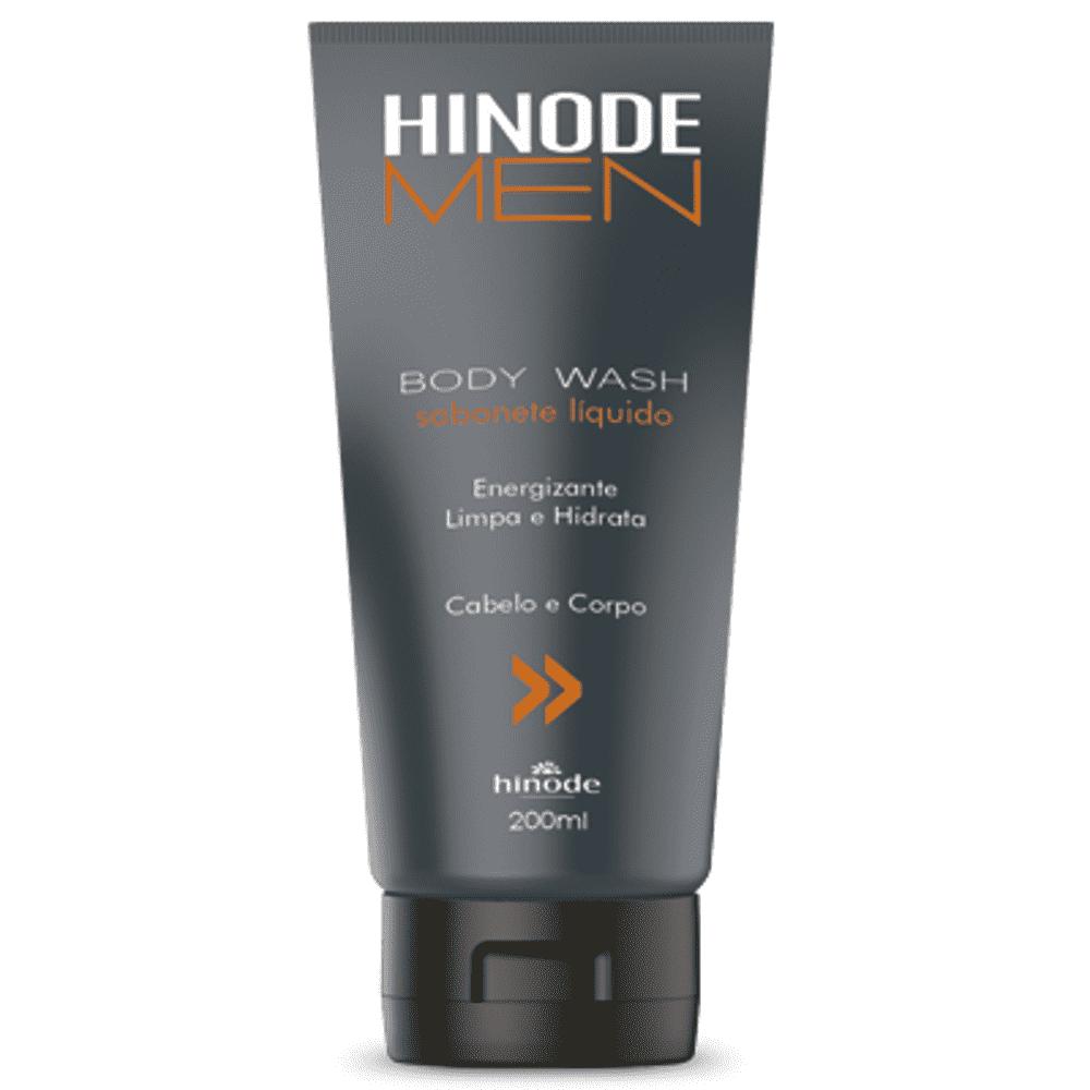 Hinode Men Body Wash Sabonete Líquido 200ml (45027) - Hinode