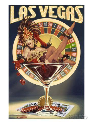 Las vegas casino posters gamtrak casino forum