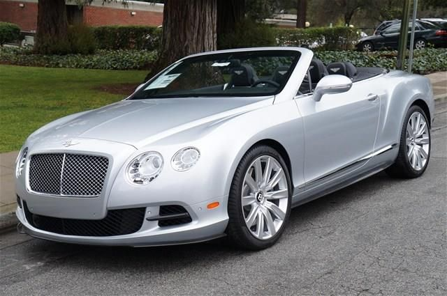 2013 Bentley ContinentalGTC Base AWD 2dr Convertible Convertible 2 Doors Moonbeam Metallic for sale in Los gatos, CA Source: http://www.usedcarsgroup.com/used-bentley-for-sale-in-los_gatos-ca