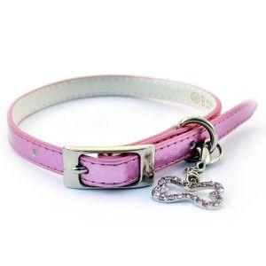 26 Bars A Band Metallic Bling Dog Collar Collars Petsmart