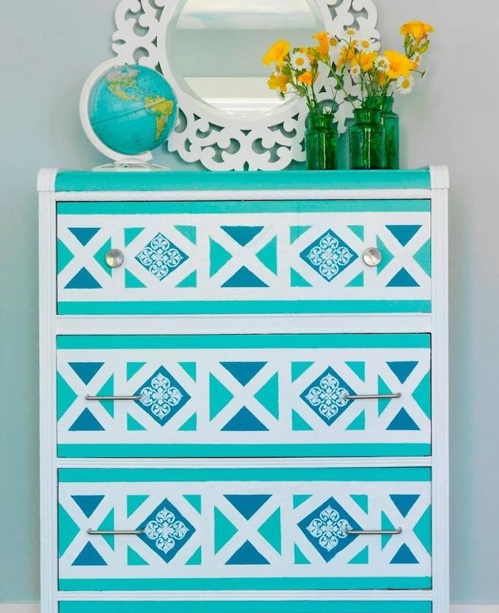 ▷ 1001 + idées comment peindre un meuble ancien Pinterest