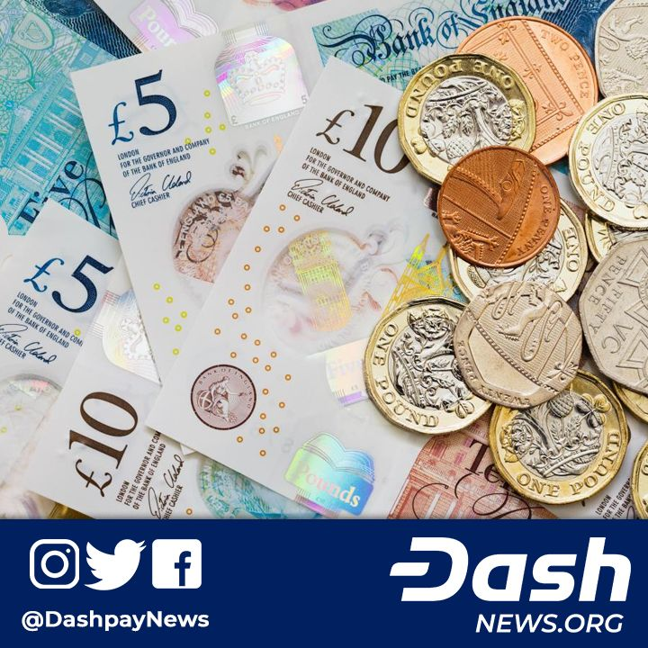 Over 1 Million Britons Do Not Have a Bank Account, Cash