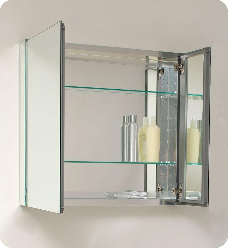 Bathroom Medicine Cabinets With Lights Bathroom Mirror Cabinet Recessed Medicine Cabinet Mirror Cabinets