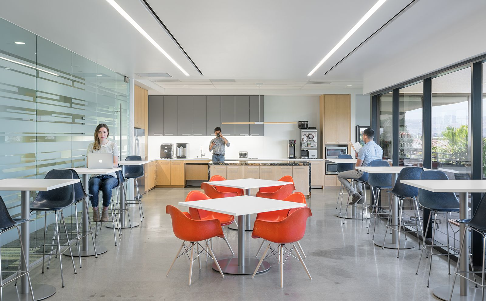 inside trend micro s new elegant san jose office pinterest trend