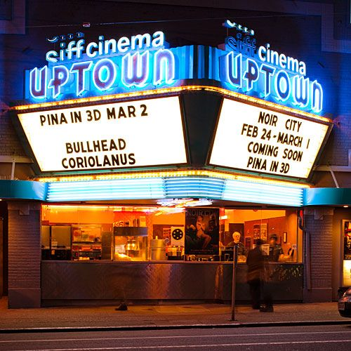 Siff Cinema At The Uptown Seattle Wa Sunset City Guide Uptown Cinema