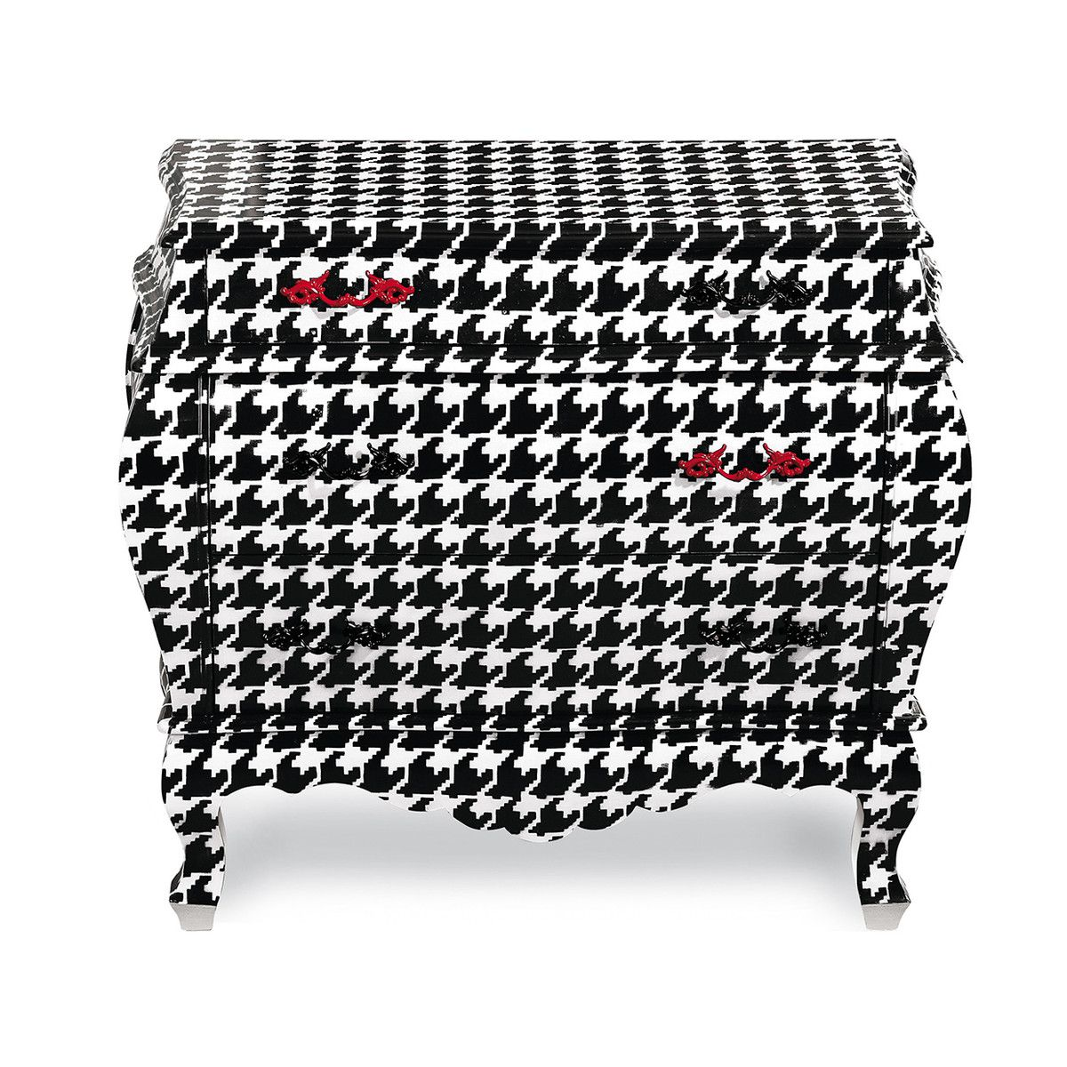 Cassettiera Trip Trumeau By Seletti.Fab Com Poule Three Drawer Chest Chest Of Drawers White Chest