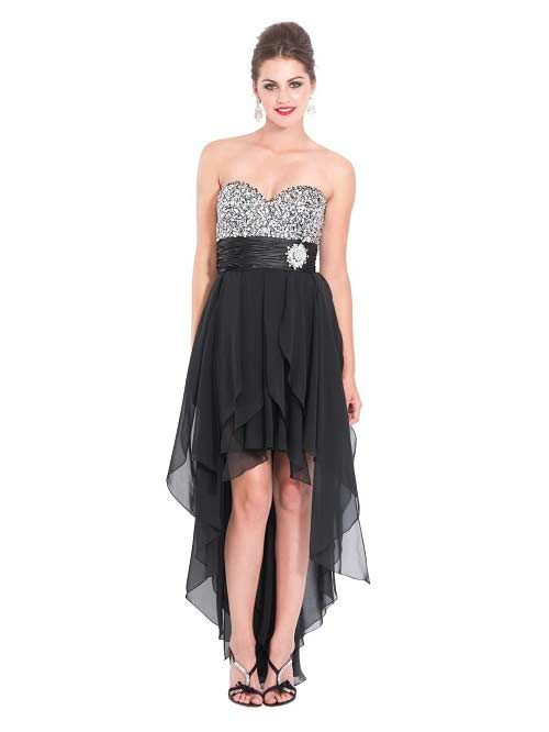 Black dresses under 100 dollars | Wedding dress | Pinterest | High ...