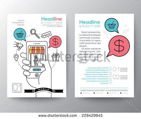 brochure template online