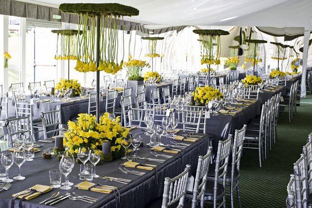 grey wedding linens 88 events designs a spring wedding at dundas castle room landscape