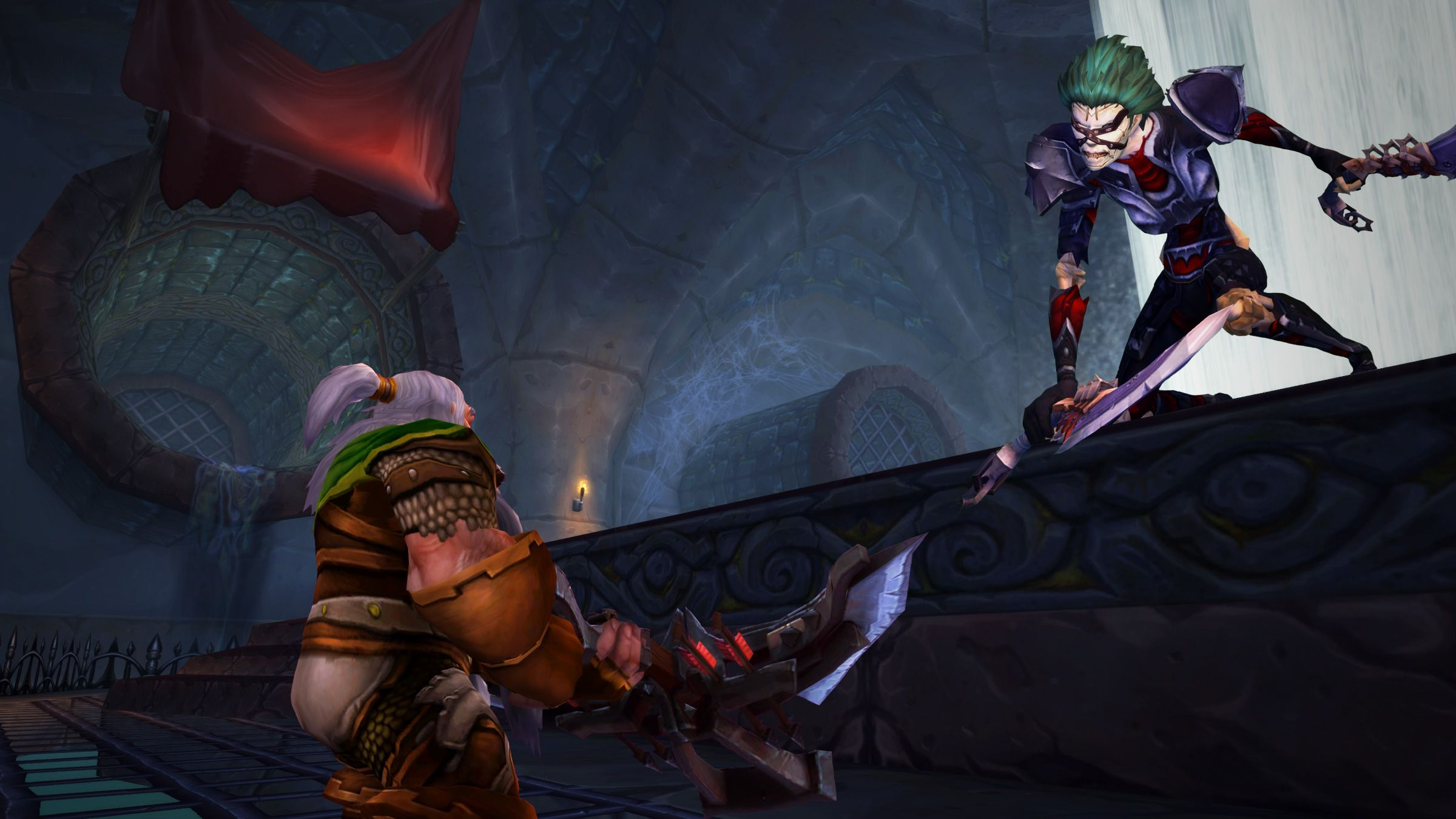 PvP Tuning Changes for July 25th Hunter and Mistweaver Tier 21 Set