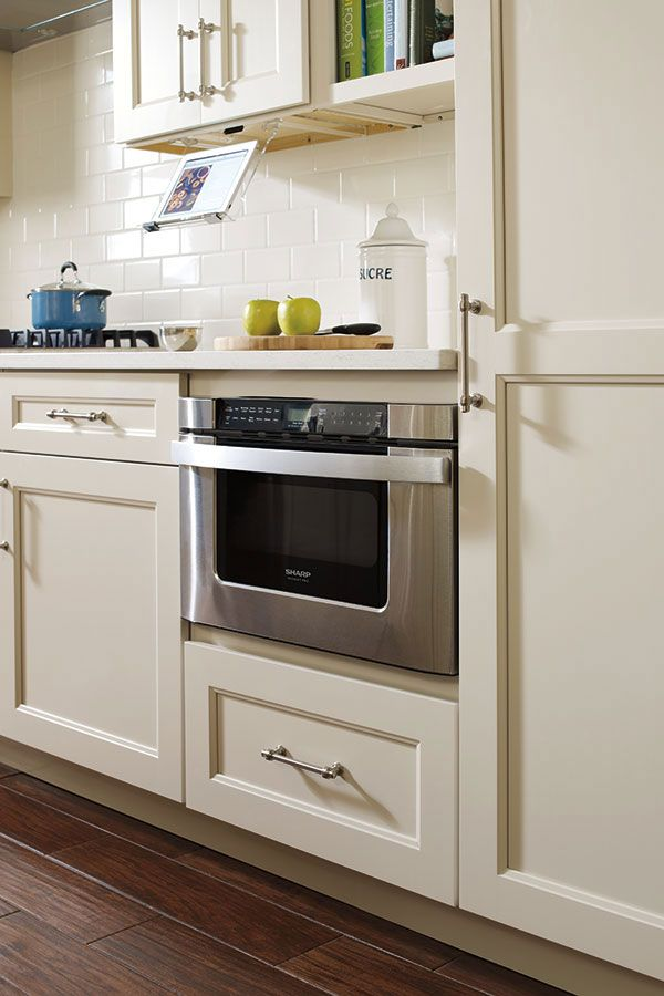 Diamond at Lowes - Specialty Cabinets - Base Built in Microwave ...