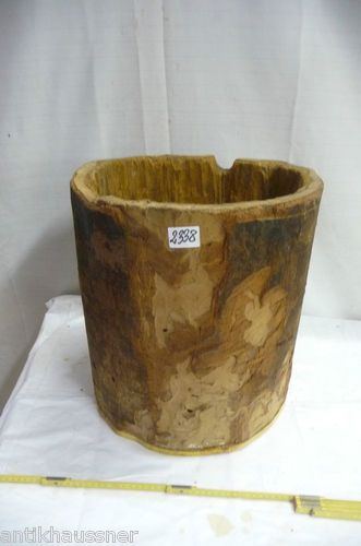 Old Wooden Water Barrel German Altes Holzfass Wasserfass Fass Old