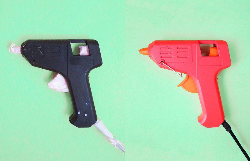 Nao Precisa Ser Vulgar Para Ser Linda: Pistola De Cola Quente Pode Ser Linda! Como Deixar O Seu