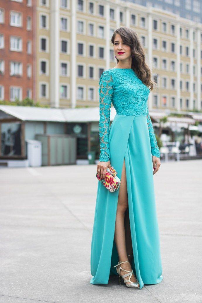Vestidos largos para bodas almeria