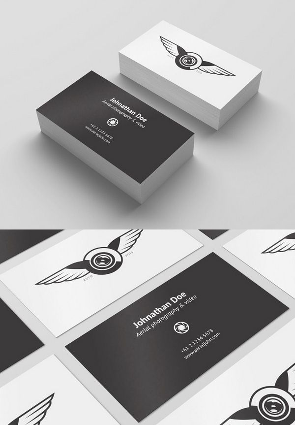 Free PSD Business Card Template and Mockup Design | mockups ...