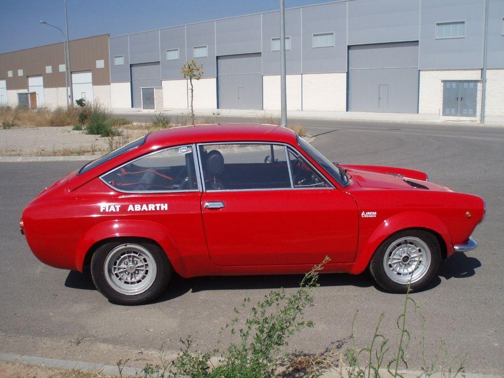 1966 Fiat Abarth Ot 2000 Fiat 850 Fiat Fiat Abarth