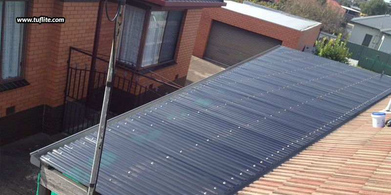 Different Types Of Roofing Sheets Tuflite Polymers Roofing Roofing Sheets Roofing Materials