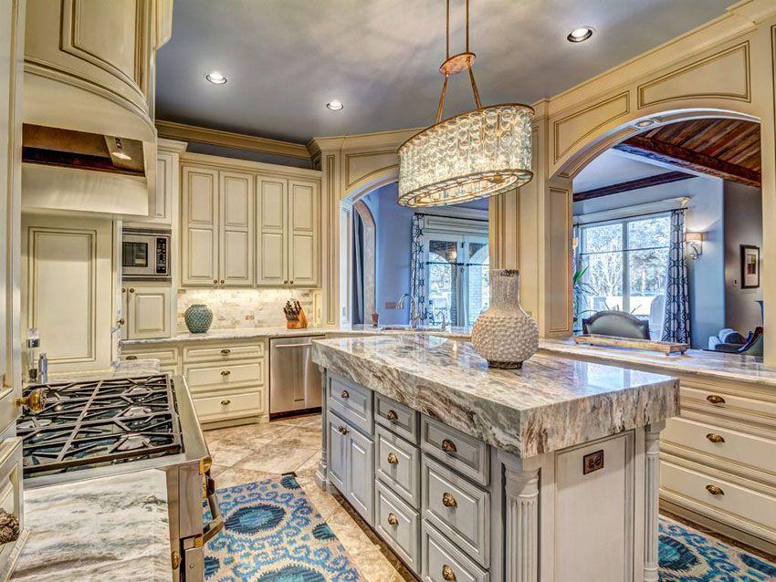 Best 29 Beautiful Cream Kitchen Cabinets Design Ideas 400 x 300