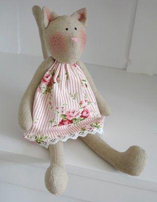 Lindas änglar | sewing with tilda | Pinterest