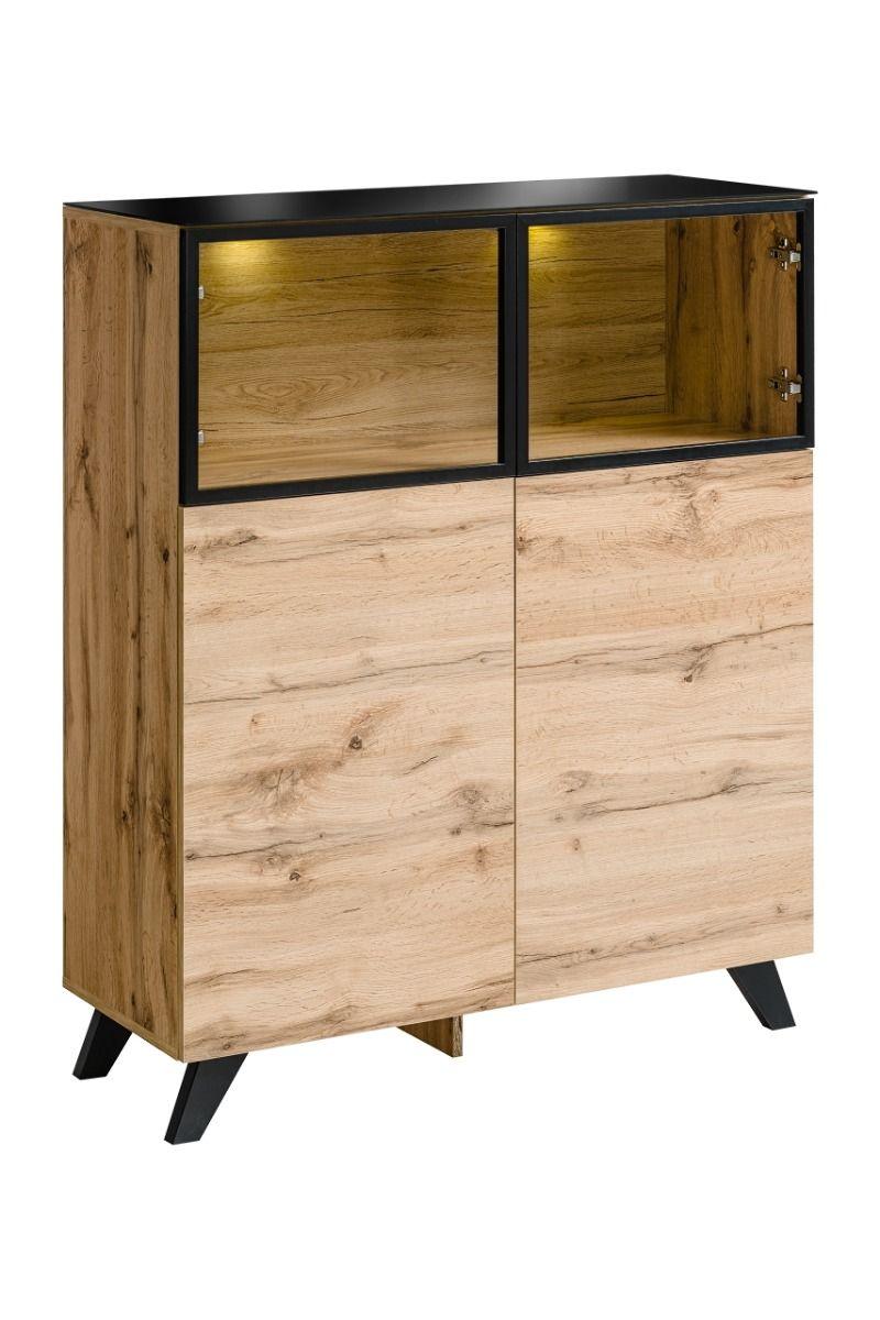 dressoir 100 cm breed moderne dressoirs commode moderne dressoir hoogglans dressoirs van