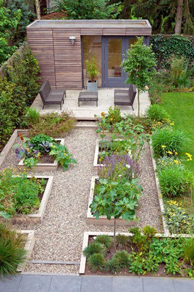 Nieuwe plannen verdeling in vakken garden 4 garden for Tuinontwerp eetbare tuin