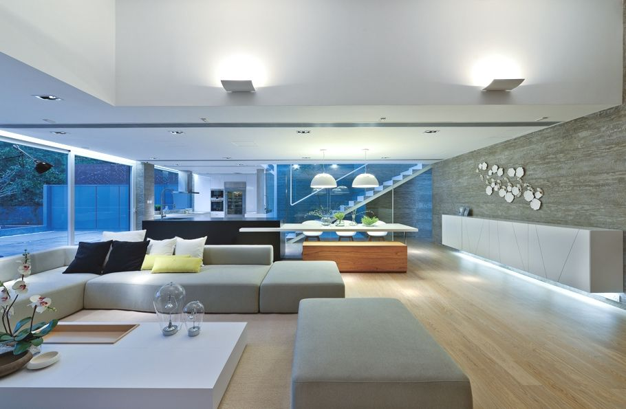 Luxury Home In Shatin Hong Kong By Millimeter Interior Design