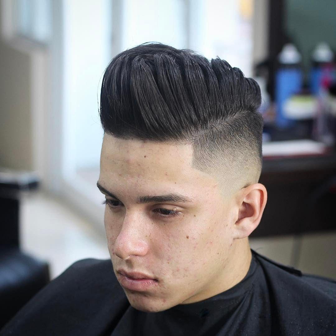 pompadour hairstyles for men 2017 | mens-hairstyles-2017