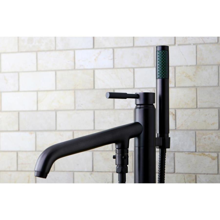 Floor Mount Tub Filler 572 Oil Rubbed Bronze Faucet