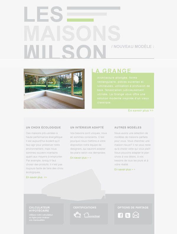 websites design on Behance UI/UX Web Design Pinterest Ui ux