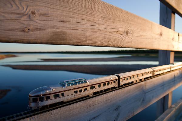 Ghost Train Crossing Canada