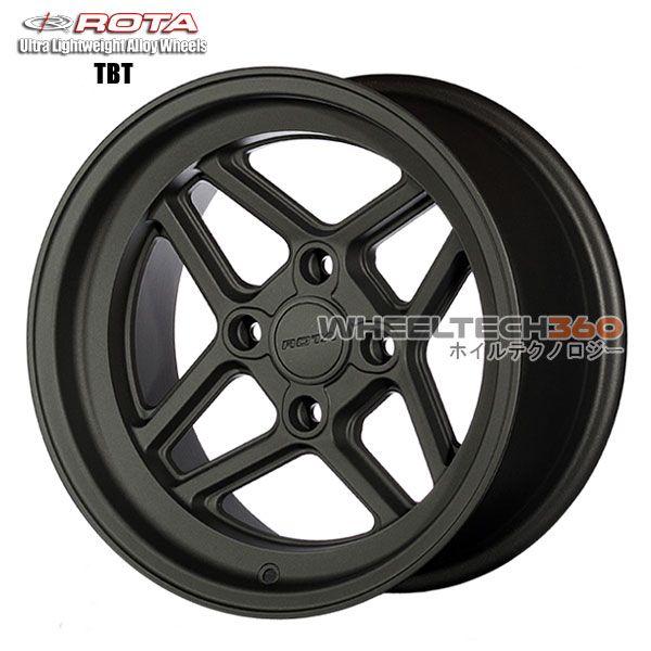ROTA Wheel TBT (15x8, 4x100+0mm, 67 1mm Hub) | wheels