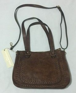 7059dba1e Bolsa Madison West Importada Original Marca: Madison West Origem ...