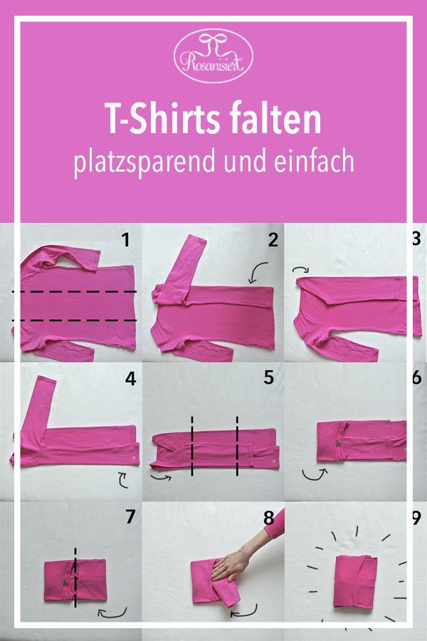 Kleiderschrank aufräumen mit der KonMari Magic Cleaning Methode von Marie Kondo - Rosanisiert