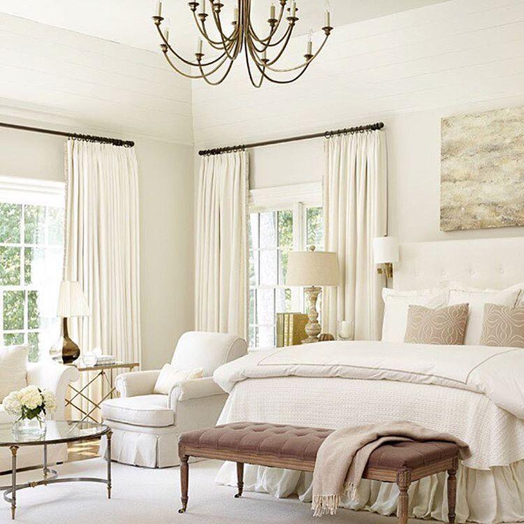 "Neutral Master Bedroom Decorating Ideas: ""Beautiful Neutrals By @jessicabradleyinteriors """