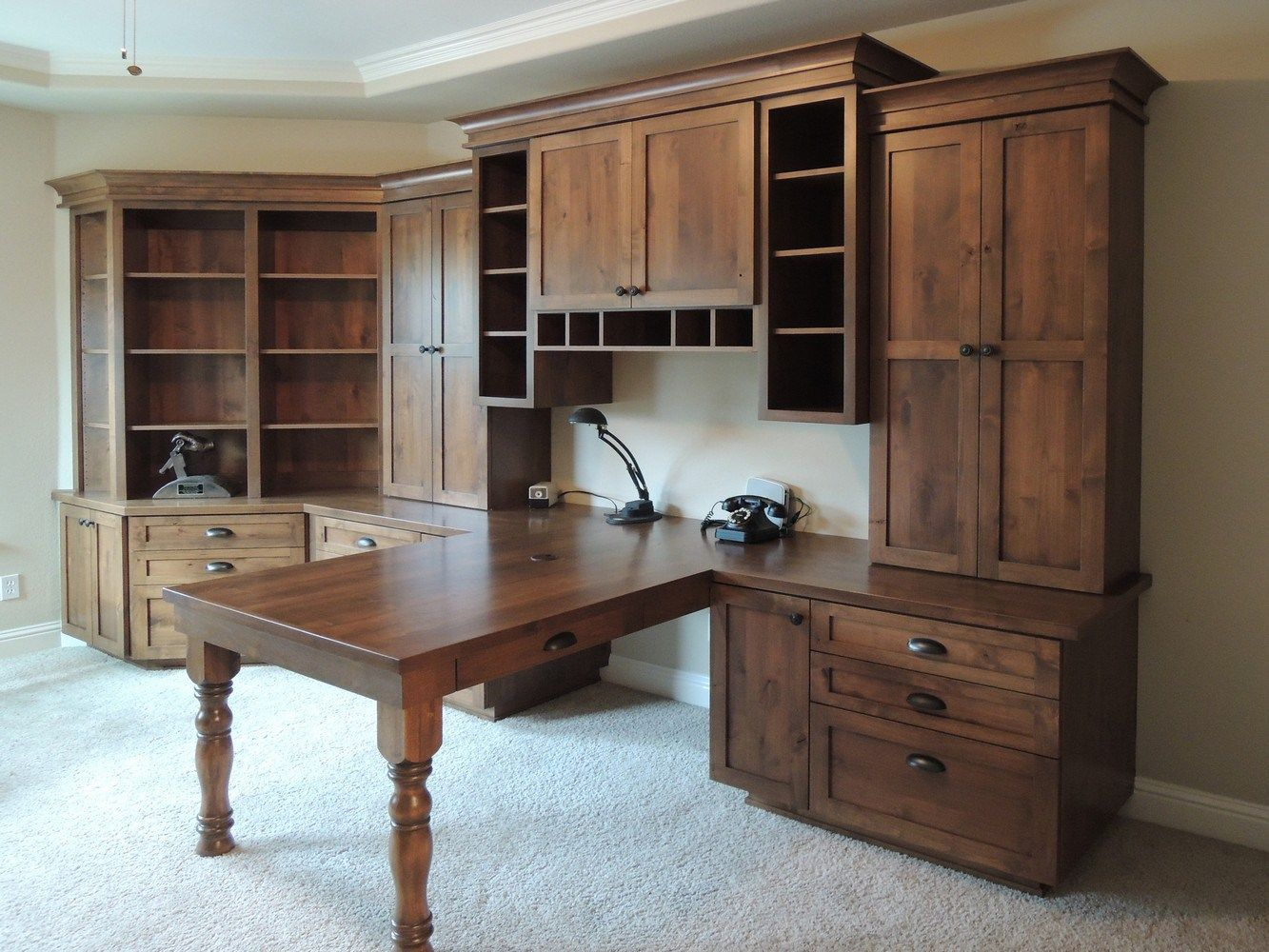 Peninsula Desk Home Office Pencil Drawer Home Office Furniture Design Best Home Office Desk Shared Home Offices