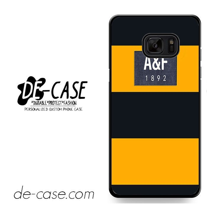 Yellow Abercrombie And Fitch DEAL-12118 Samsung Phonecase Cover For Samsung Galaxy Note 7