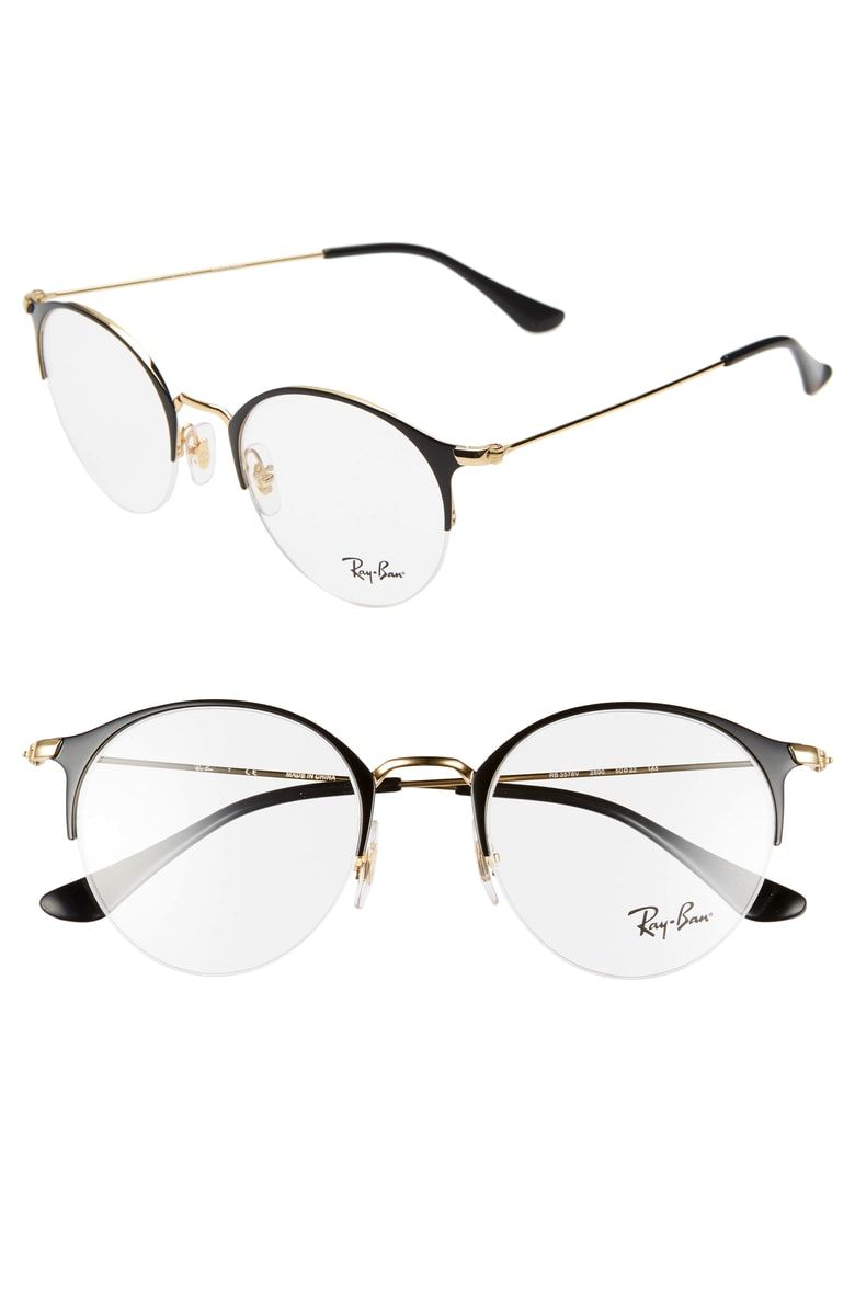 1e3c5f300a572 Free shipping and returns on Ray-Ban 50mm Optical Glasses at Nordstrom.com.
