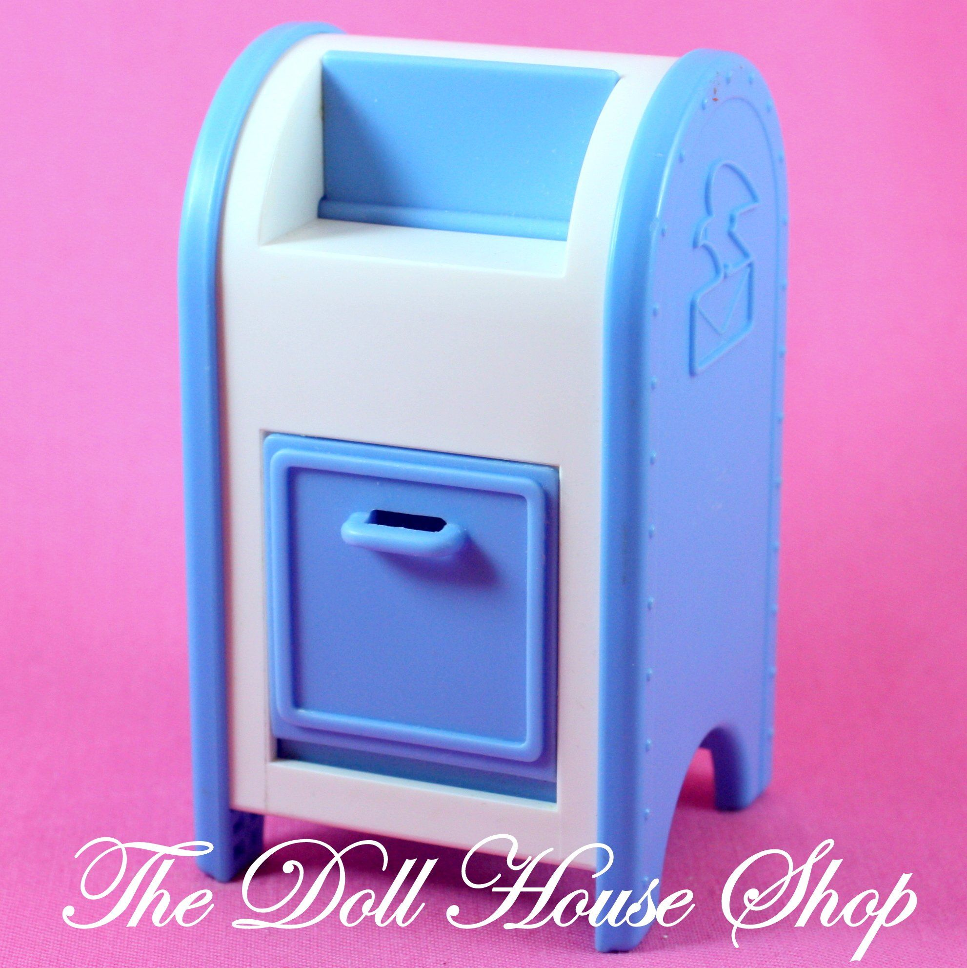 Fisher Price Loving Family Dream Dollhouse Mail carrier Post