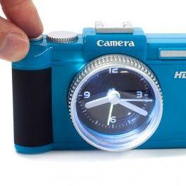 Reloj de sobremesa Cámara de Fotos -  www.kjota.com