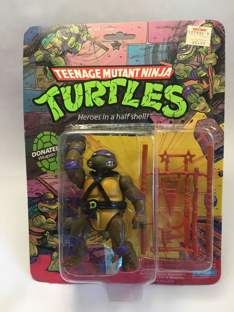 WEAPONS PARTS Teenage Mutant Ninja Turtles 1988 TMNT ACCESSORIES YOUR CHOICE