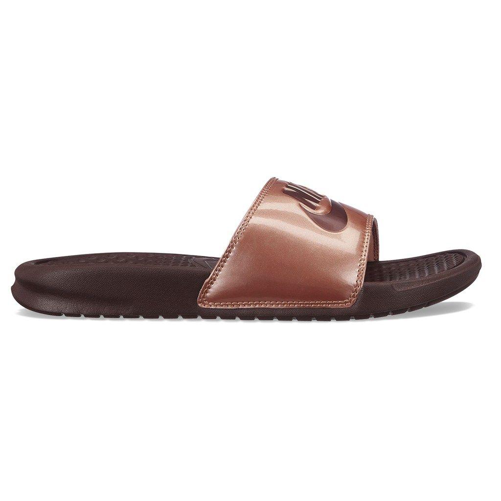 detailed look d0653 14959 Nike Benassi JDI Women's Slide Sandals, Size: 12, Clrs in ...