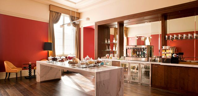 St Pancras Renaissance Hotel London Luxury Hotels Tablet