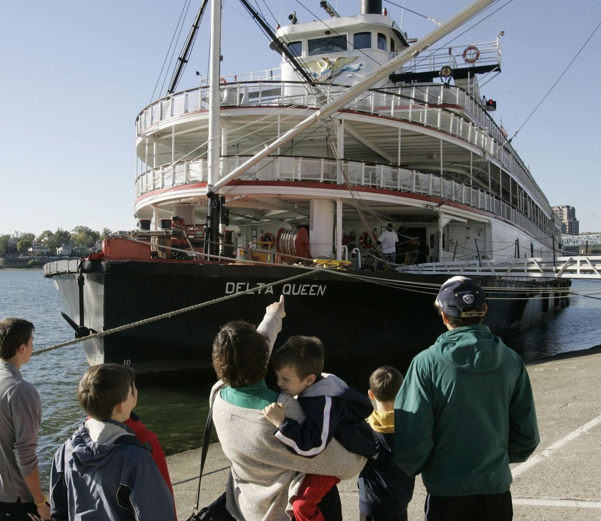 Historic Delta Queen riverboat gets Senate approval to