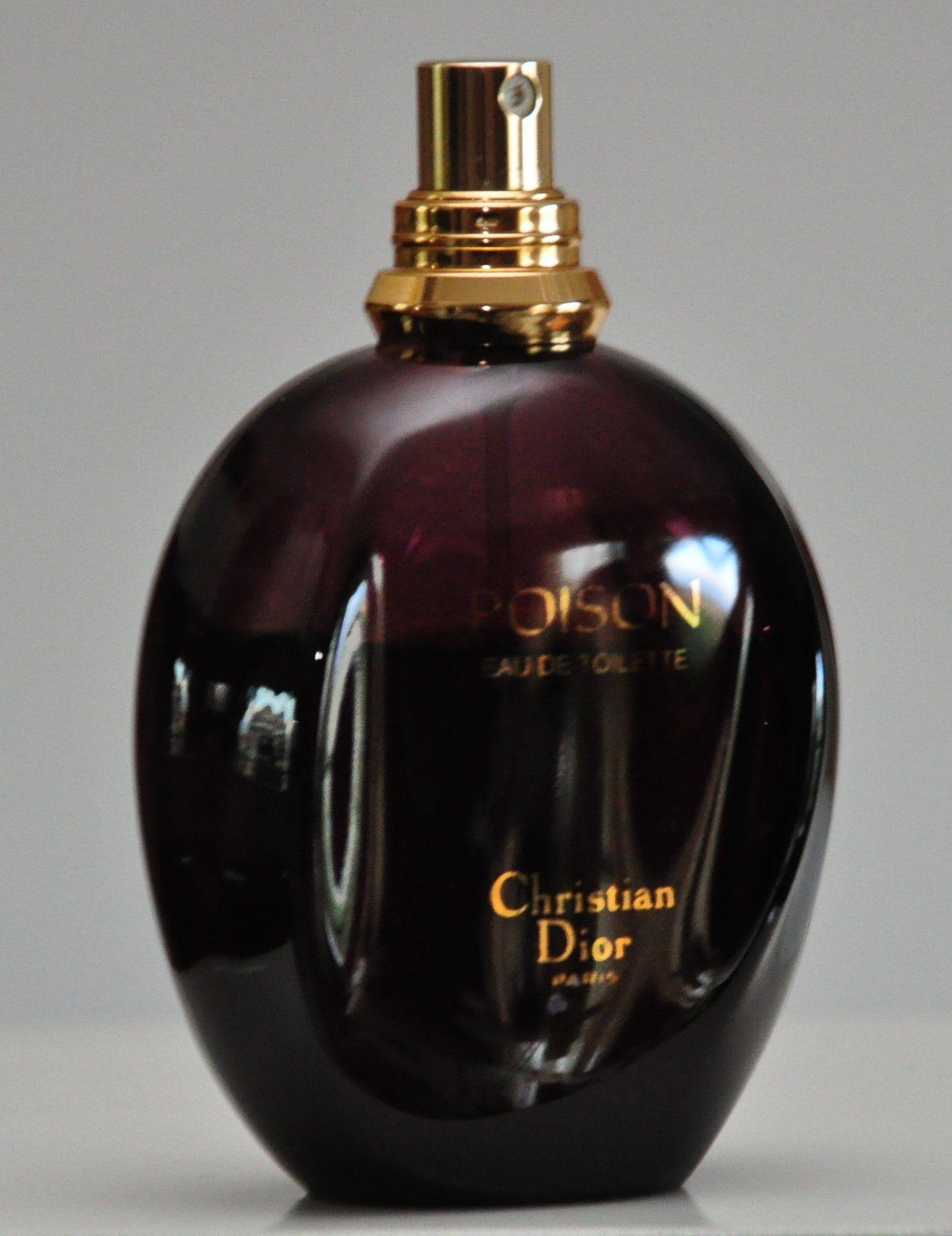 Christian Dior Poison Eau De Toilette Edt Spray 100ML 3 3 Fl