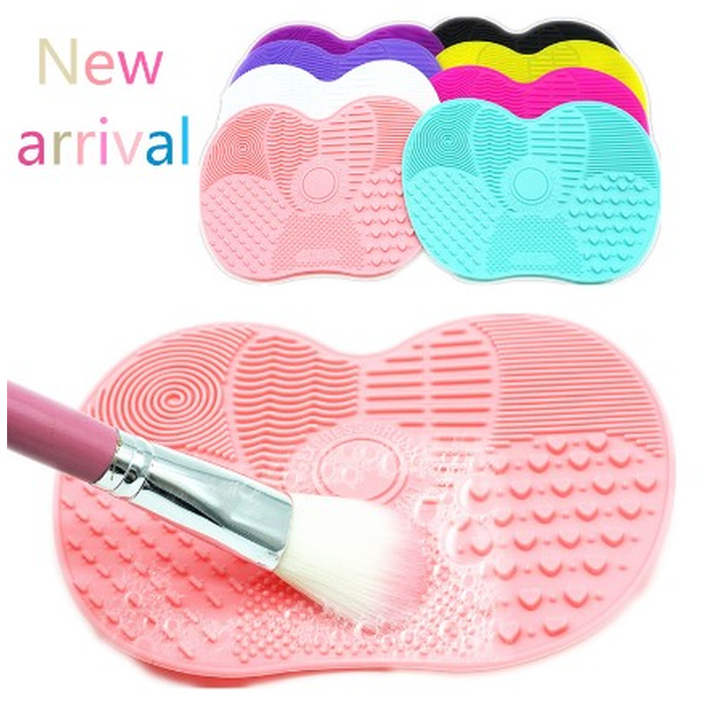 Silicone Makeup Brush Cleaning Mat (con imágenes