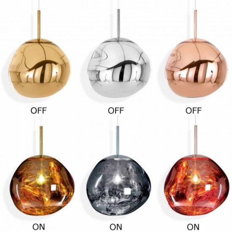 Tom Dixon Melt Pendant Lamp Tom Dixon Melt Tom Dixon Lighting Tom Dixon