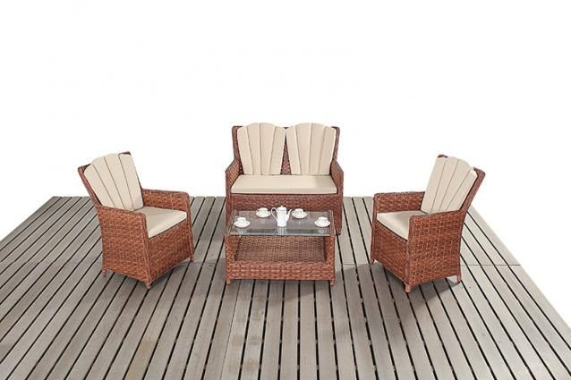 BEAUTIFUL LOUNGE OR PATIO SET, various colours of rattan available at www.buyitnowbargains2014.co.uk